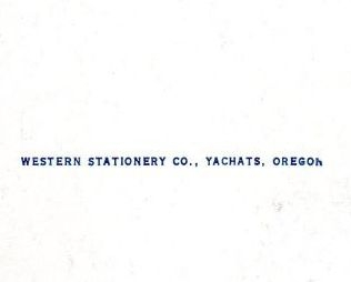 Western Stationery Company
