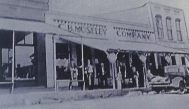 C.B. Moseley  Co.