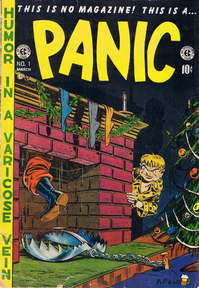 Panic #1 • USA