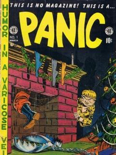 Go to Panic #1 • USA