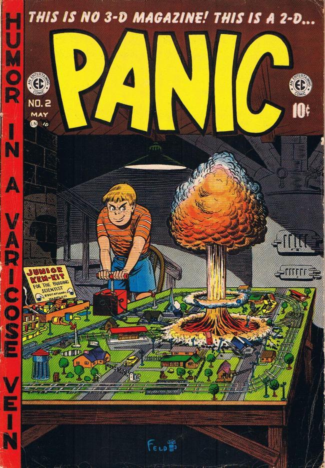 Panic #2 • USA