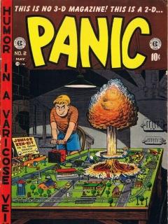 Go to Panic #2 • USA