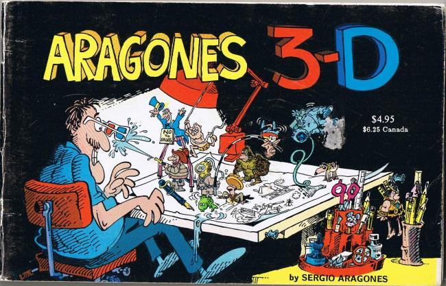 Aragones 3-D  • USA