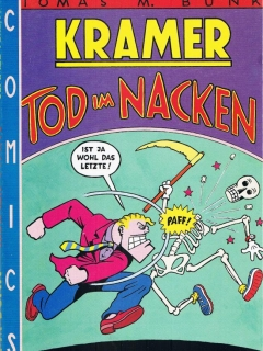 Go to Kramer - Tod im Nacken  • Germany
