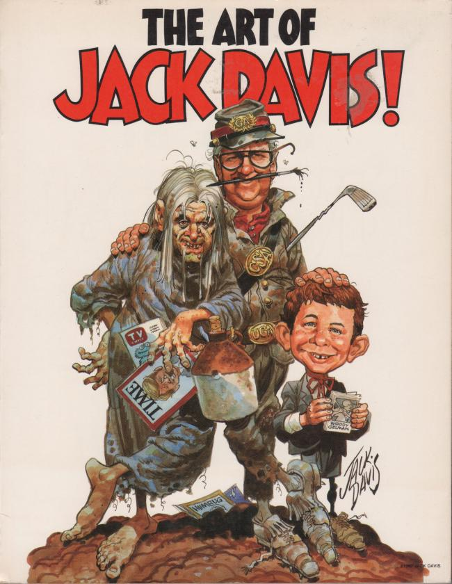 The Art of Jack Davis • USA