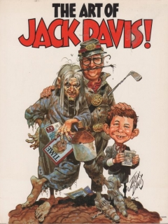 Go to The Art of Jack Davis • USA