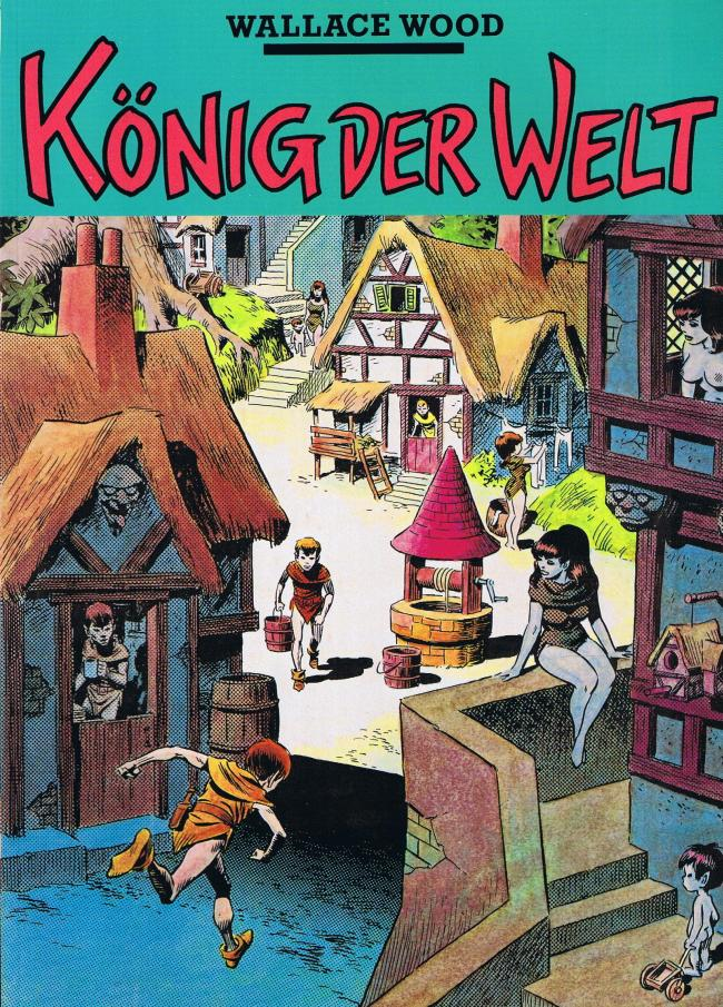Side Projects by Wally Wood • Germany