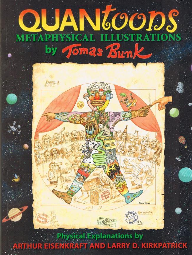 Quantoons: Metaphysical Illustrations • USA
