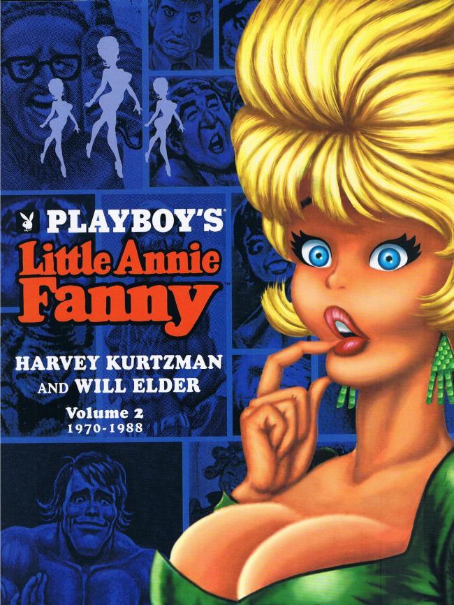 Little Annie Fanny #2 • USA