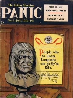 Go to Panic #3 • USA