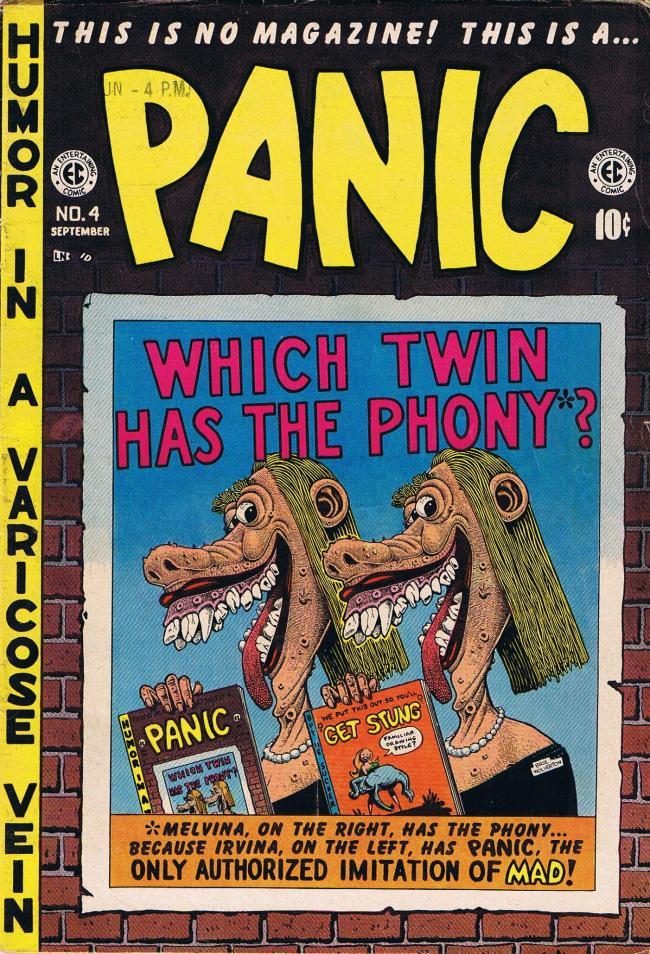 Panic #4 • USA