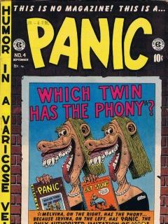 Go to Panic #4 • USA