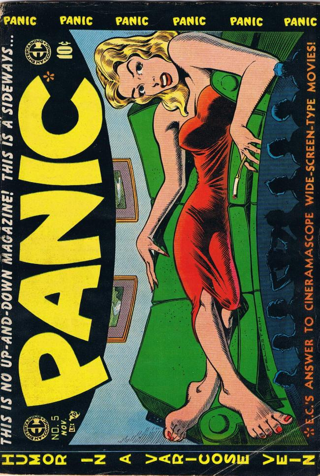 Panic #5 • USA