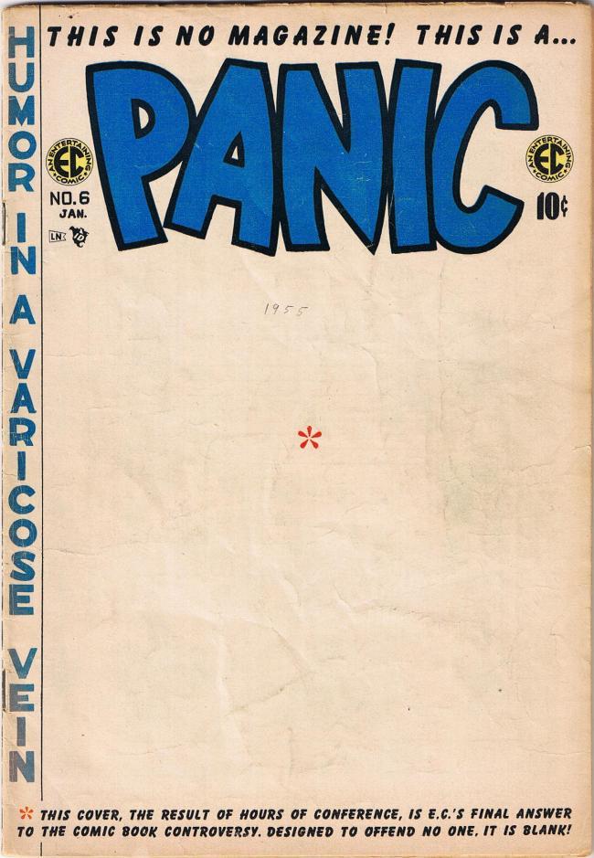 Panic #6 • USA