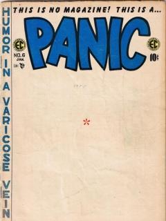 Go to Panic #6 • USA