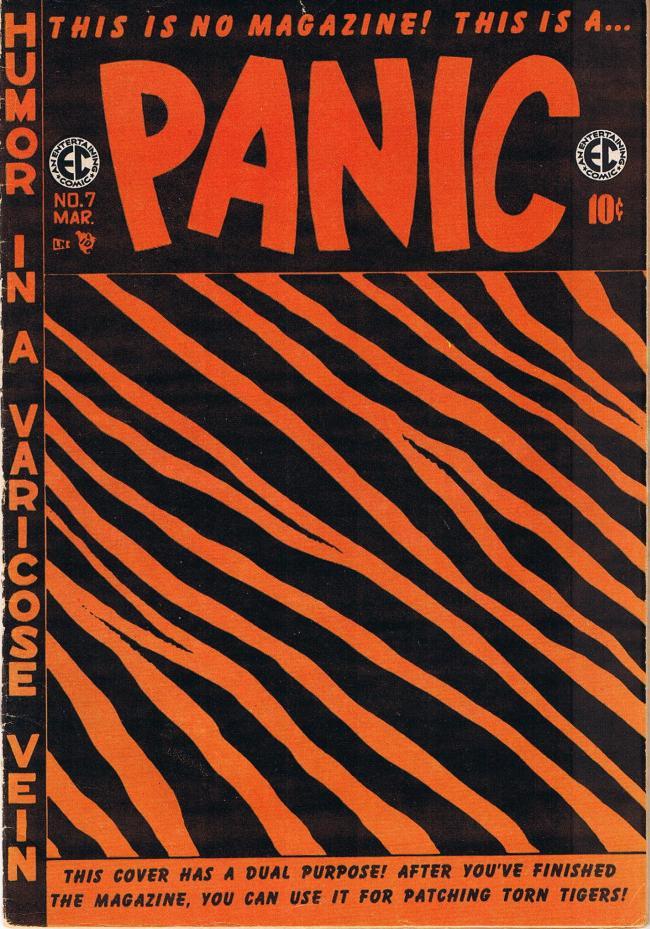 Panic #7 • USA