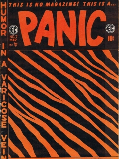 Go to Panic #7 • USA
