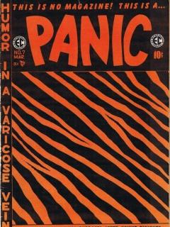 Go to Panic #7 • USA