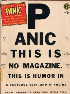 Go to Panic #8 • USA