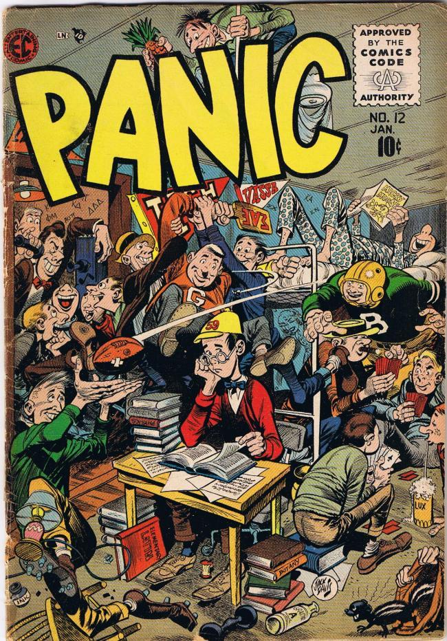 Panic #12 • USA