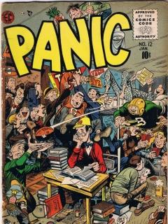 Go to Panic #12 • USA