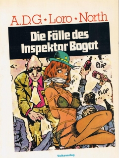 Go to Die Fälle des Inspektor Bogat • Germany