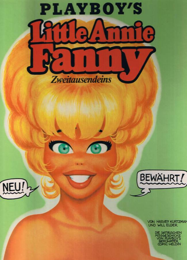 Playboy's Little Annie Fanny • Germany