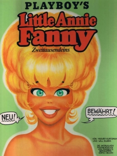 Go to Little Annie Fanny #1 • Germany