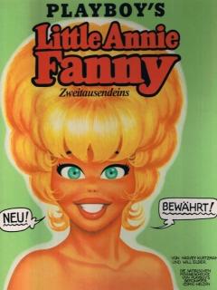 Little Annie Fanny #1