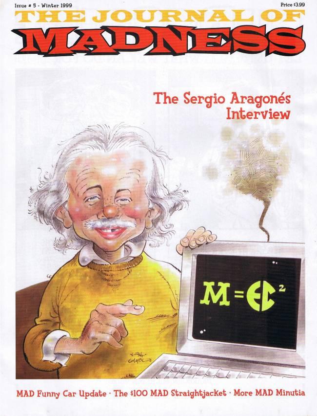 Journal of Madness #5 • USA