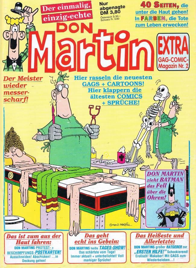GAG-Comic-Magazin • Germany