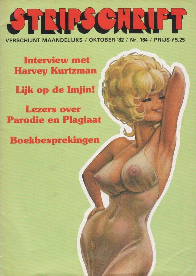 Stripschrift #164 • Netherlands