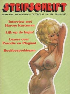 Go to Stripschrift #164 • Netherlands