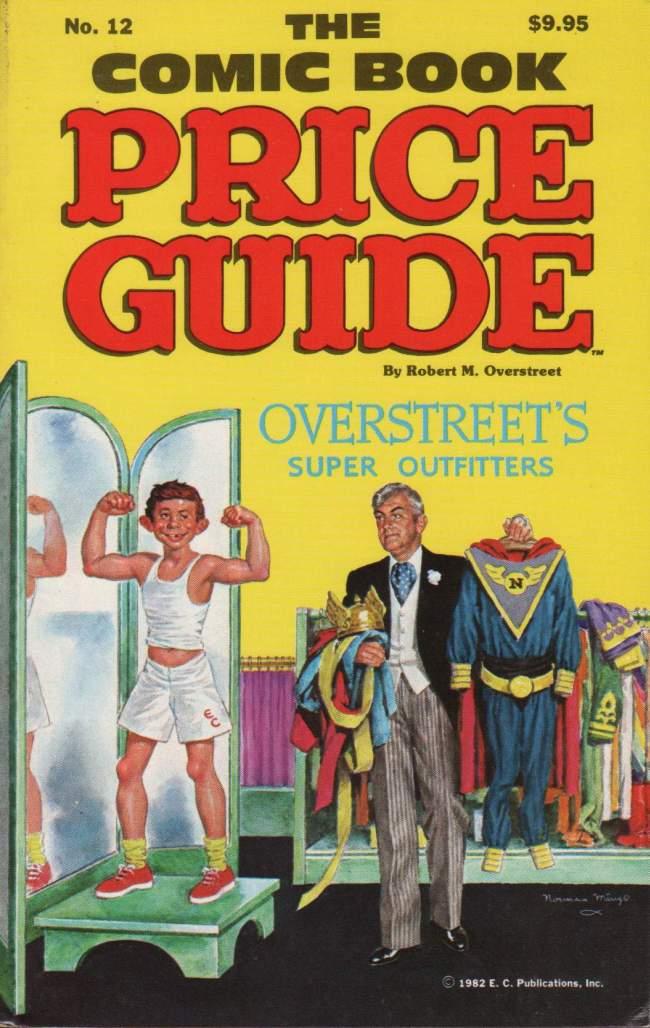 The Comic Book Price Guide #12 • USA