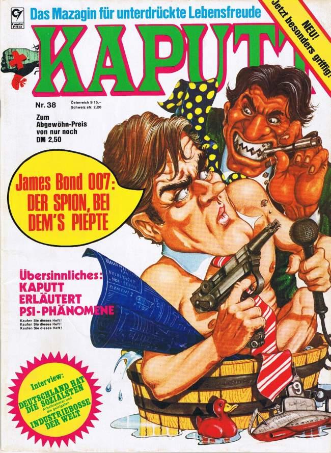 Kaputt #38 • Germany
