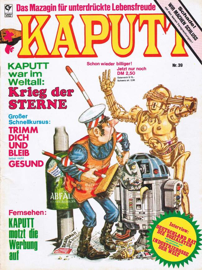 Kaputt #39 • Germany
