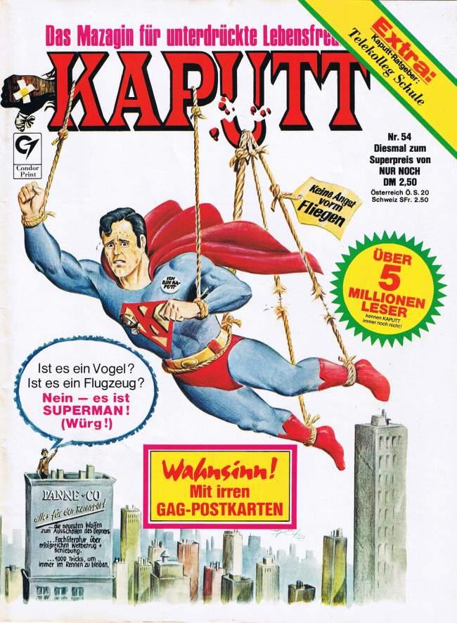 Kaputt #54 • Germany
