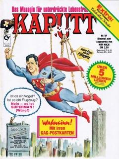 Go to Kaputt #54 • Germany
