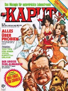 Go to Kaputt #55 • Germany