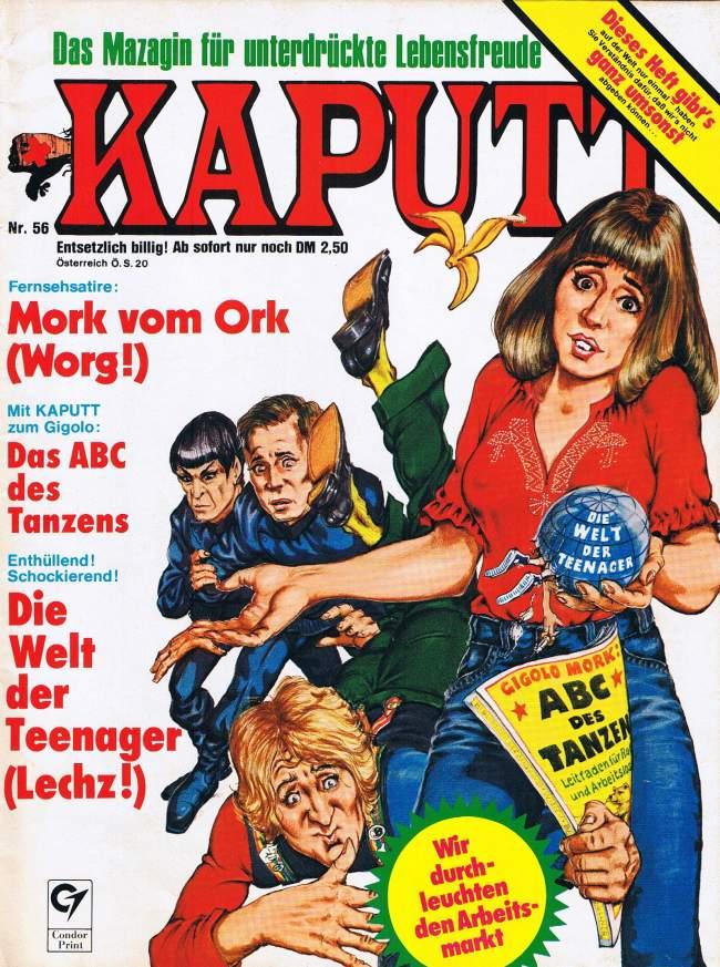 Kaputt #56 • Germany