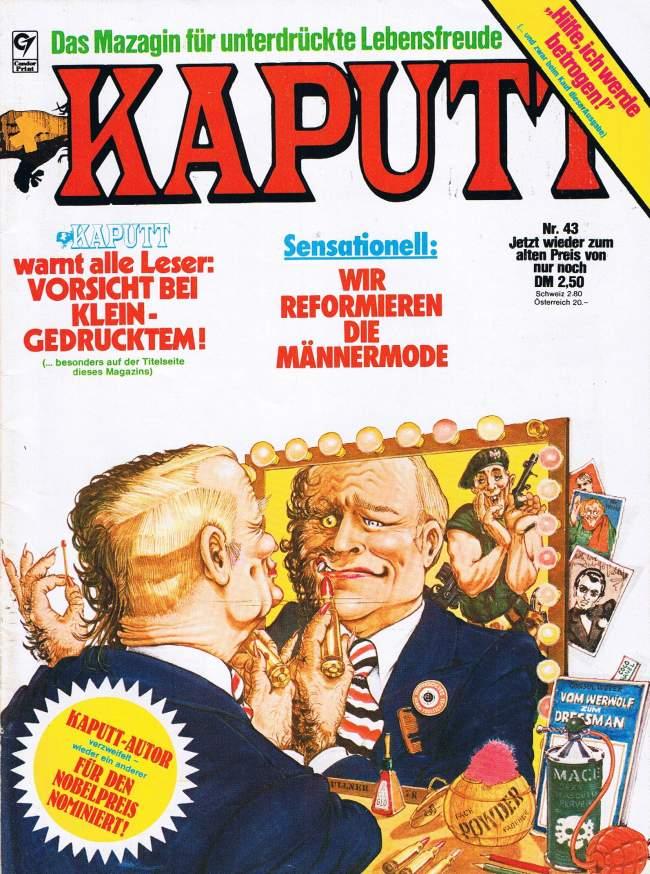 Kaputt #43 • Germany