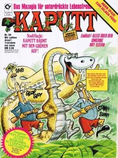 Go to Kaputt #58 • Germany