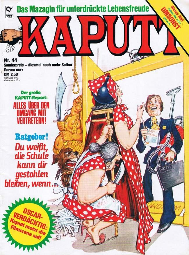 Kaputt #44 • Germany