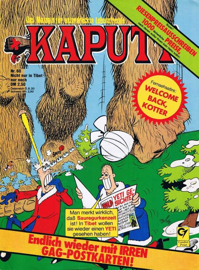 Kaputt #60 • Germany