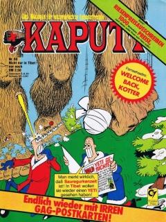 Go to Kaputt #60 • Germany