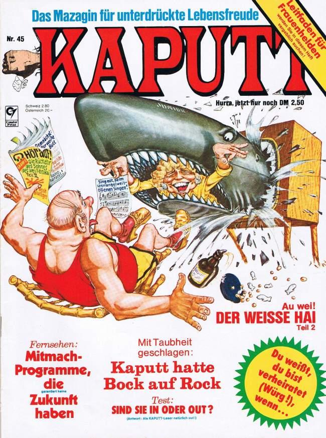 Kaputt #45 • Germany
