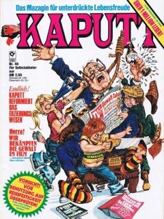 Kaputt #46 • Germany