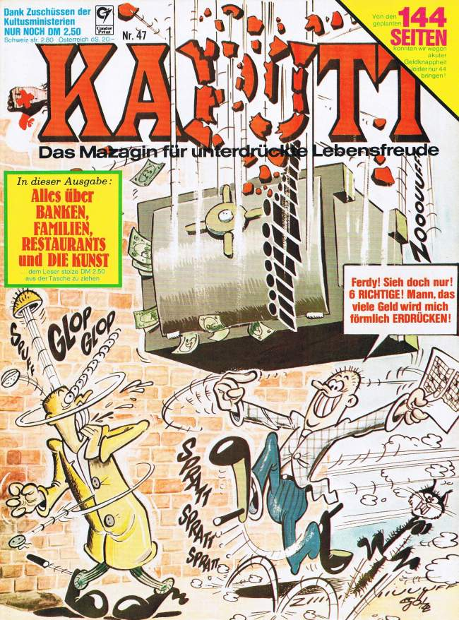 Kaputt #47 • Germany