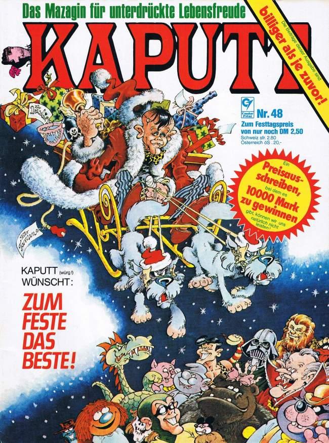 Kaputt #48 • Germany