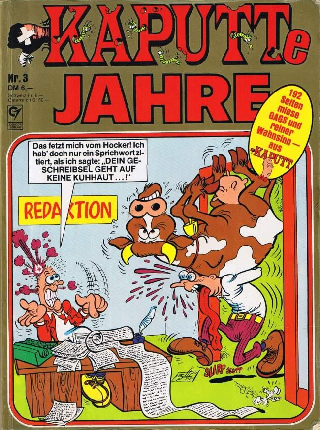Kaputte Jahre #3 • Germany